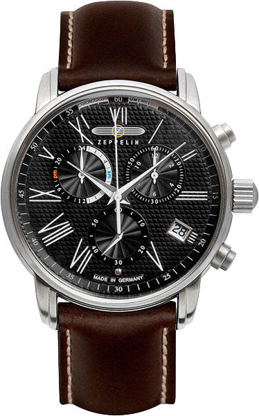 цена  Мужские часы Zeppelin Zep-76942  онлайн в 2017 году