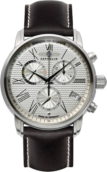цена  Мужские часы Zeppelin Zep-76944  онлайн в 2017 году