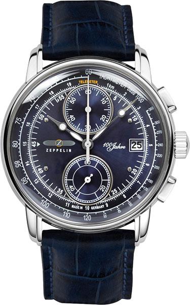 Фото - Мужские часы Zeppelin Zep-86703 мужские часы zeppelin zep 71342