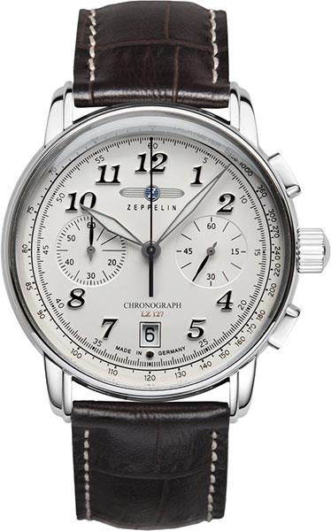 лучшая цена Мужские часы Zeppelin Zep-86741