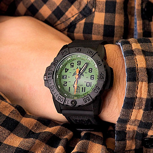 Обзор часов Luminox Sea Tough Viking Set 3500