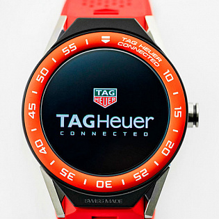 Как настроить TAG Heuer Connected Modular?